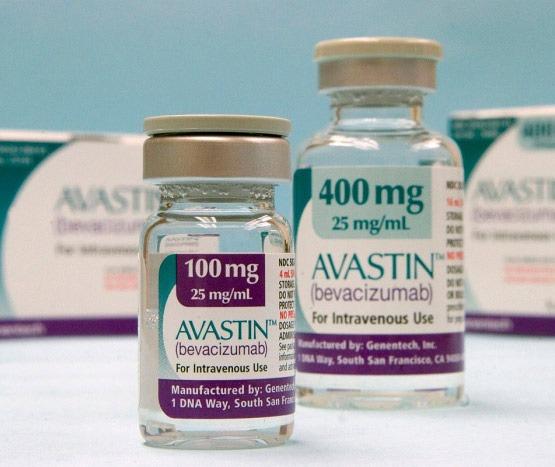 Авастин. Лечение препаратом авастин. Уколы авастина в глаз спб