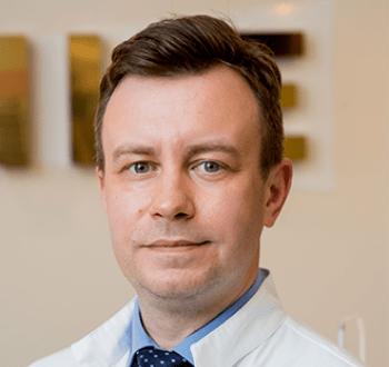 Даль Никита Юрьевич Главный врач клиники