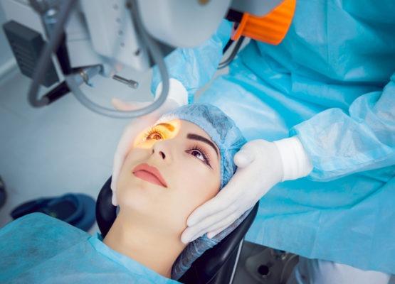 Лечение катаракты офтальмологический центр Зрение клиника СПб Удаление катаракты