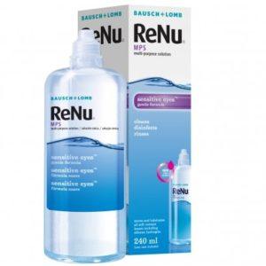 Раствор ReNu MPS для линз 240 мл
