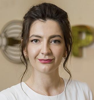 Фомичева Владислава Станиславовна врач-офтальмолог клиника Зрение СПб