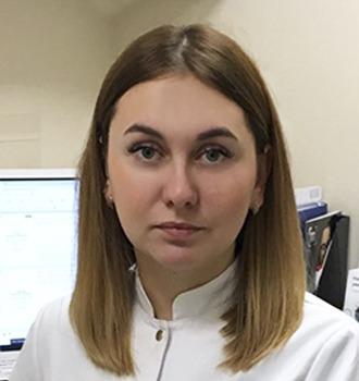 Омарова Милана Дмитриевна