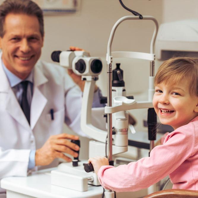 Детский врач-офтальмолог вакансия в спб клиника зрение