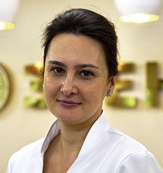 Зиновьева Ирина Валерьевна врач-офтальмолог офтальмологическиц йентр зрение клиника спб