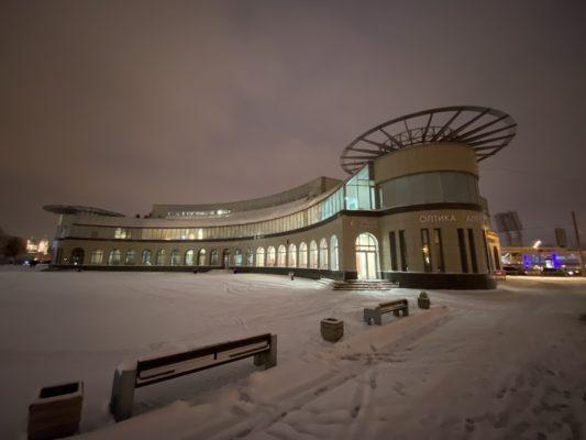 Офтальмологический центр Зрение центральный вход на Добролюбова