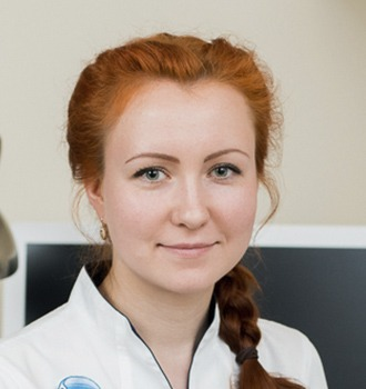 Алексеева Екатерина Сергеевна оптометрист офтальмологический центр Зрение Спб клиника Санкт-Петербург
