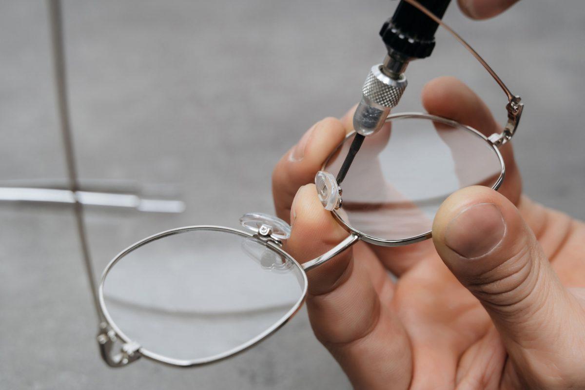 Изготовление, ремонт и ультразвуковая чистка очков офтальмологический центр Зрение СПБ