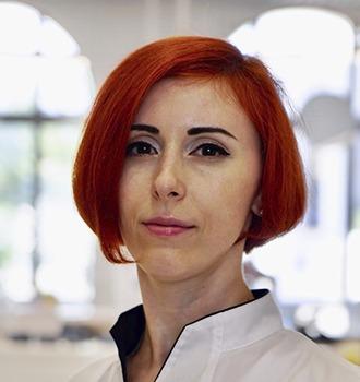 Румянцева Варвара Николаевна оптометрист офтальмологический центр Зрение Спб клиника Санкт-Петербург