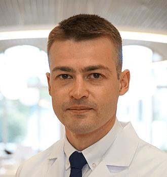 Гаглоев Борис Важаевич врач-офтальмолог клиники Зрение Санкт-Петербург